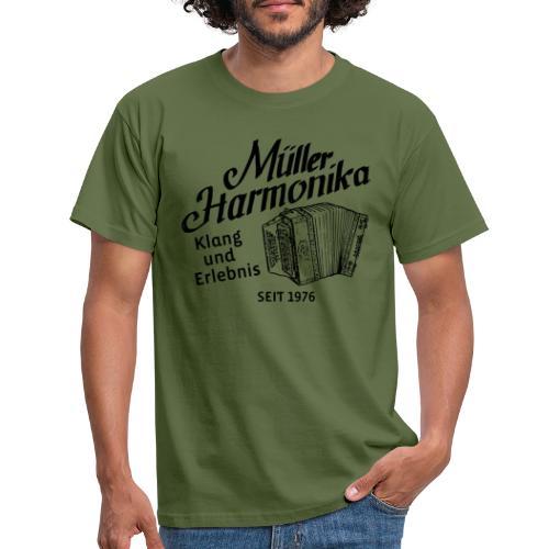 Müller - Klang & Erlebnis - Männer T-Shirt