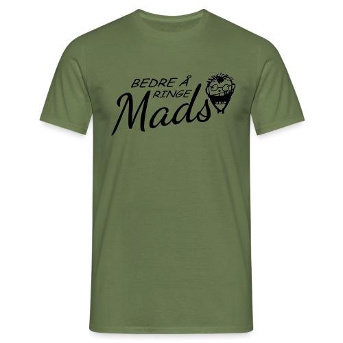 Ring Mads - T-skjorte for menn