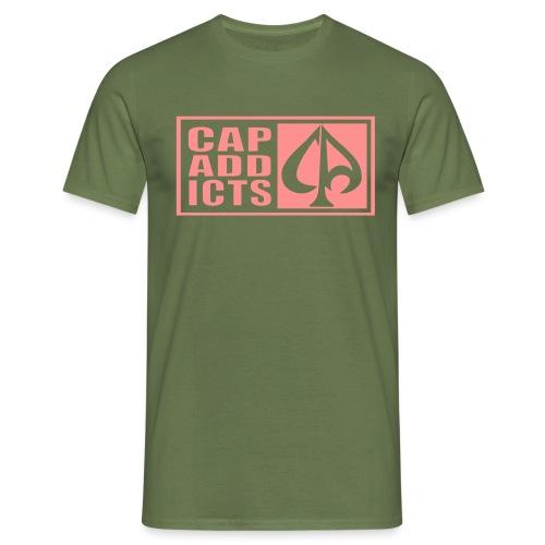 NE CA invert - Männer T-Shirt