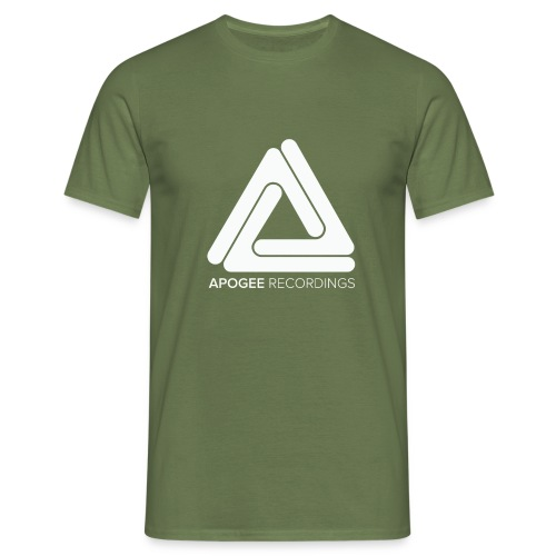 Apogee Recordings - Men's T-Shirt