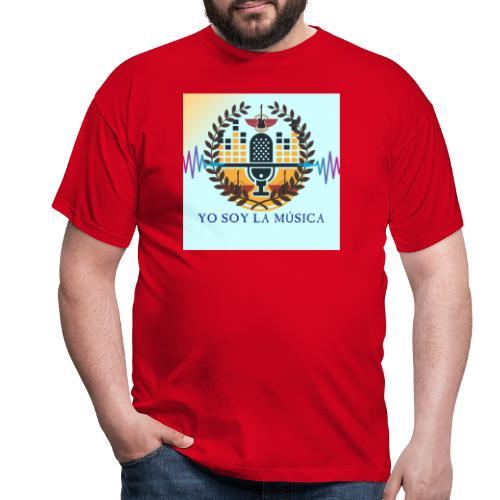 Yo soy la Música - Camiseta hombre