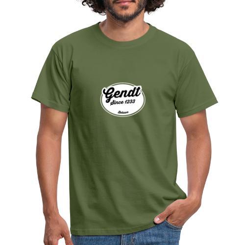 Gendt - Mannen T-shirt