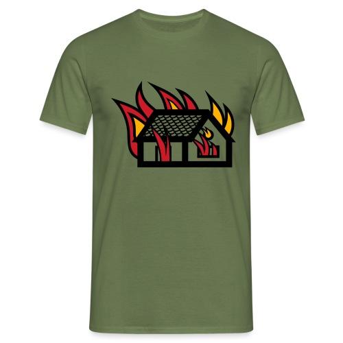 Home Fire - Maglietta da uomo