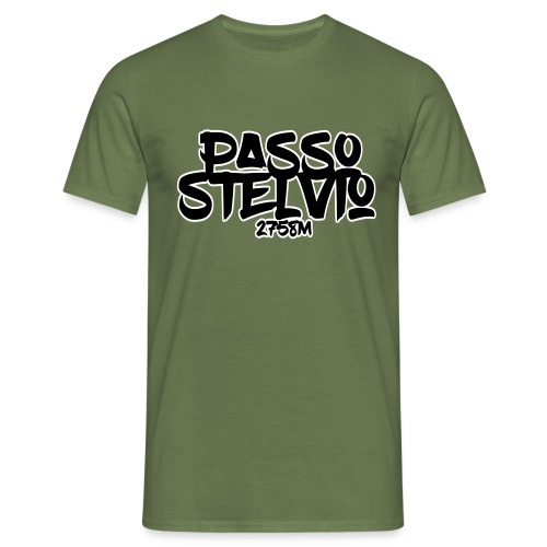 GRAFFITI - Männer T-Shirt