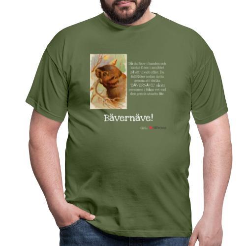 Bävernäve - T-shirt herr