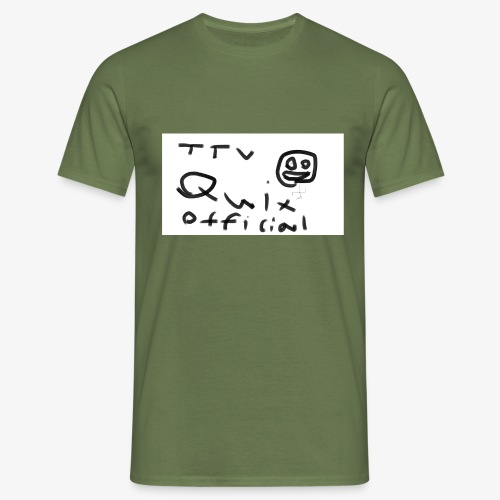 Ful teckning - T-shirt herr
