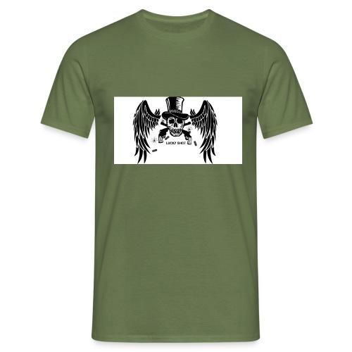 Lucky shot - Miesten t-paita