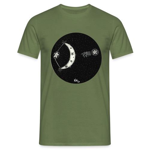 Shooting star (Estrella fugaz) - Camiseta hombre