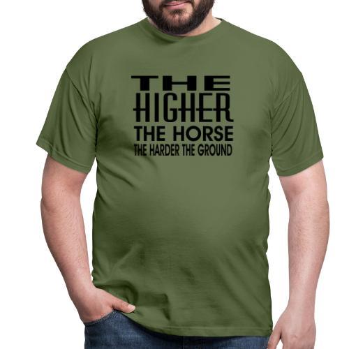 hoch2 - Männer T-Shirt