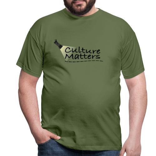 Eenzijdige bedrukking - Mannen T-shirt