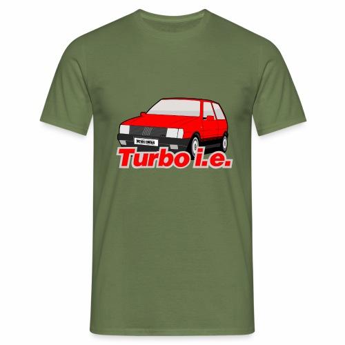 TURBOie - Maglietta da uomo