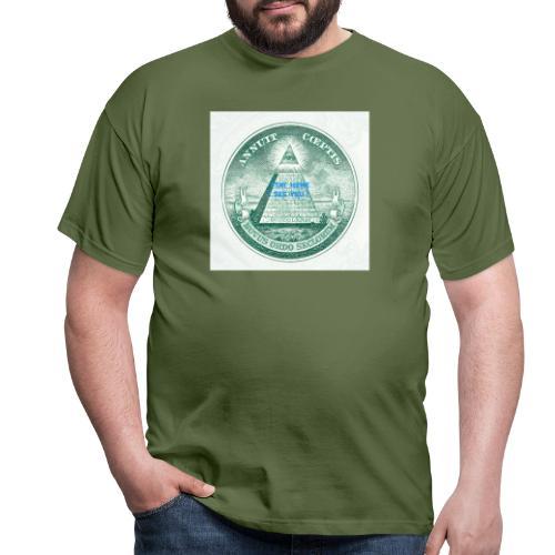 Stay Home - Männer T-Shirt
