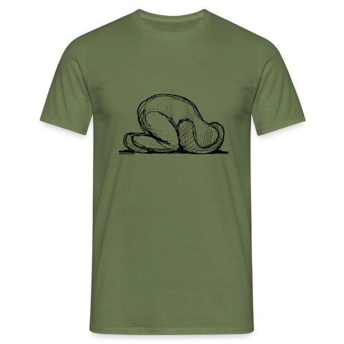 Figur - Männer T-Shirt