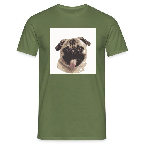 puggie - Men's T-Shirt