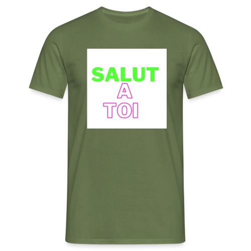 salut 2 - T-shirt Homme