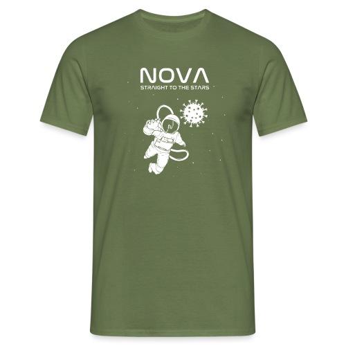 Novacyt cosmonaute - T-shirt Homme