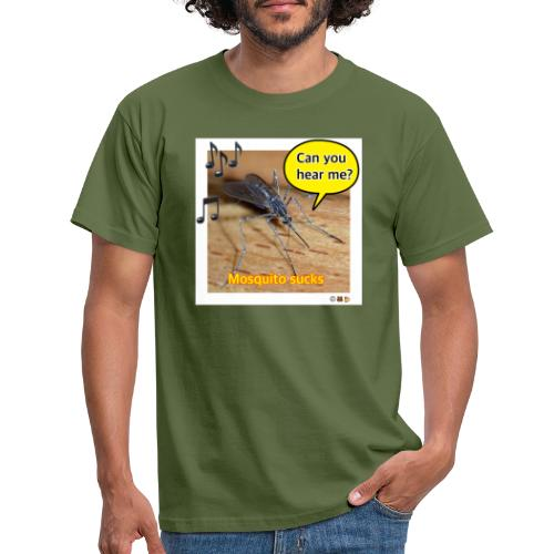 Mosquito.eth, can you hear me? - Männer T-Shirt