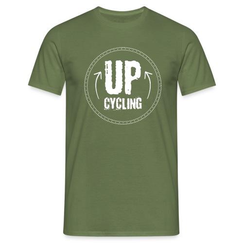 Upcycling - Männer T-Shirt