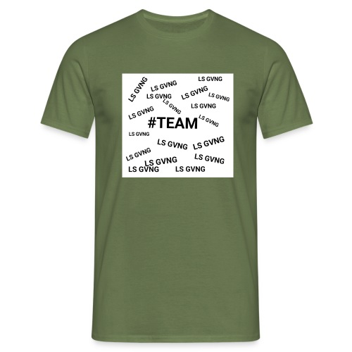#TEAM LS GVNG - T-shirt Homme