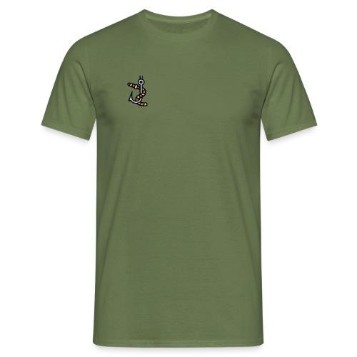 Nein, nichts gefangen! Angeln Angler Geschenk - Männer T-Shirt