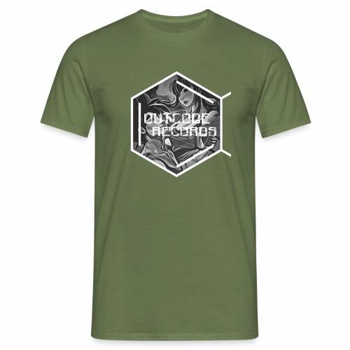 Outcode Records Art - Camiseta hombre