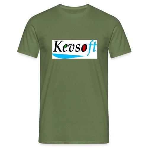 Kevsoft - Men's T-Shirt