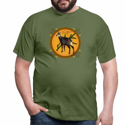 Chamois chamois - T-shirt Homme