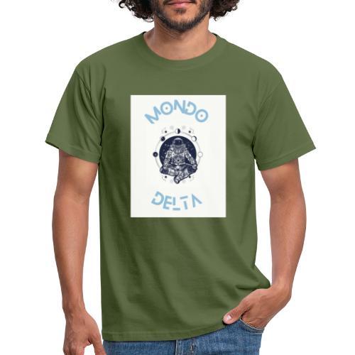 Mondo Delta T-shirt - Maglietta da uomo