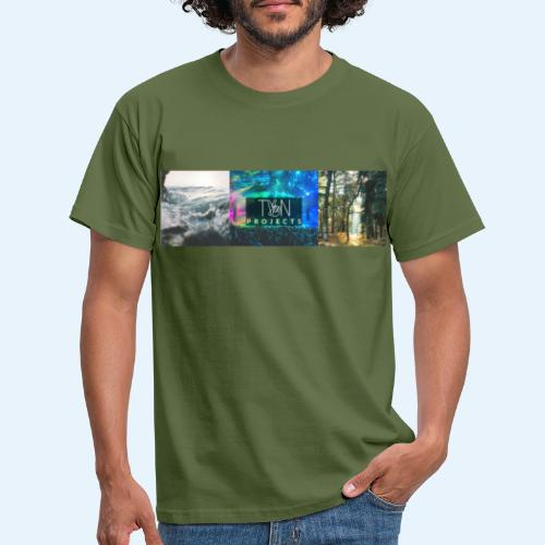 TVN Projects - Men's T-Shirt