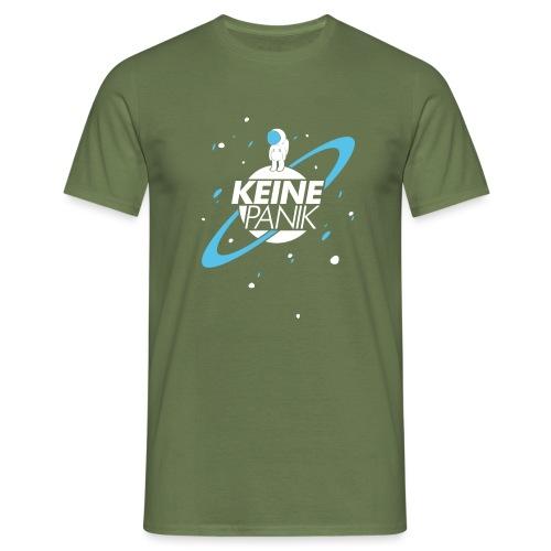 KEINEPANIK Astronaut - Männer T-Shirt