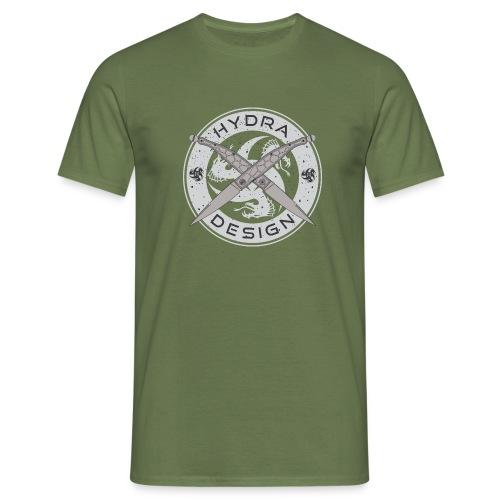 Hydra Design Roman Knives - Maglietta da uomo
