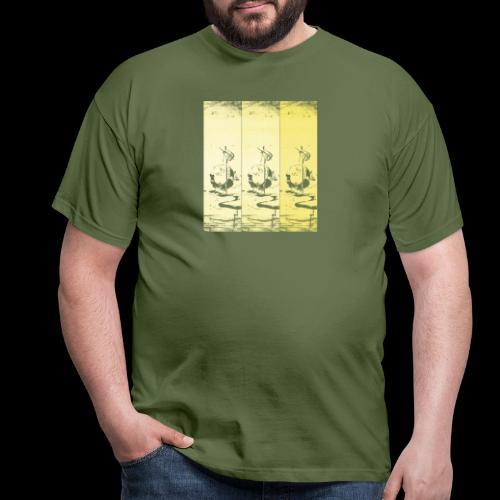 hotei - utagawa kuniyoshi - Männer T-Shirt