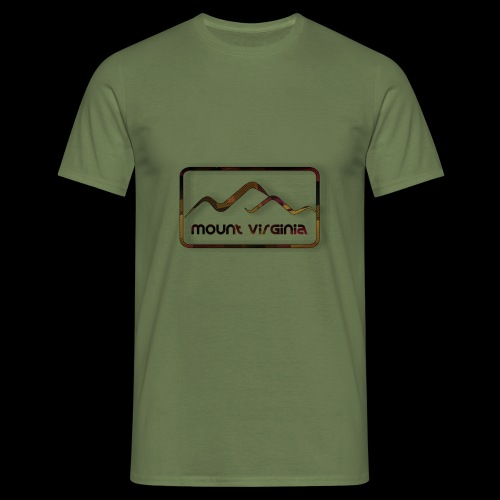Mount Virginia Dark - Männer T-Shirt