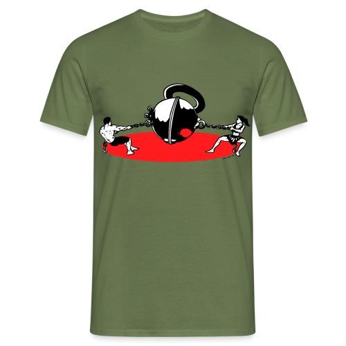 CFMD Halbkugel - Männer T-Shirt