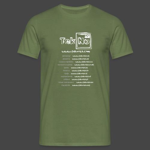 tekno23 - T-shirt Homme
