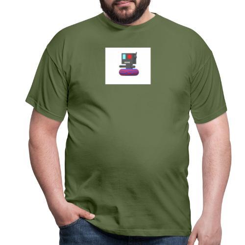 OG dis logo - Herre-T-shirt