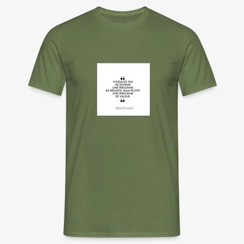Citation random - T-shirt Homme