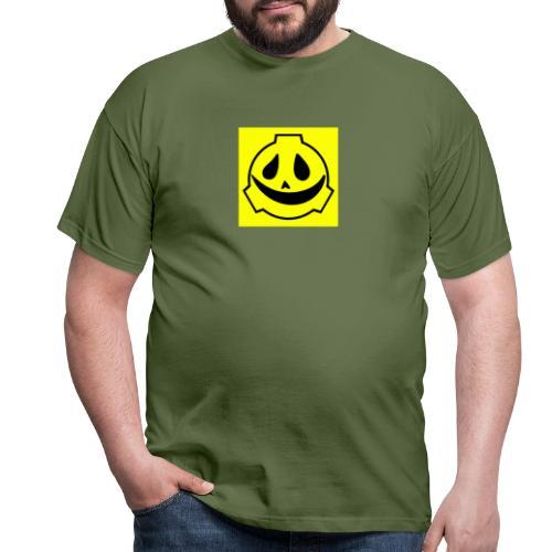 Scp project friendly merchandising - Maglietta da uomo