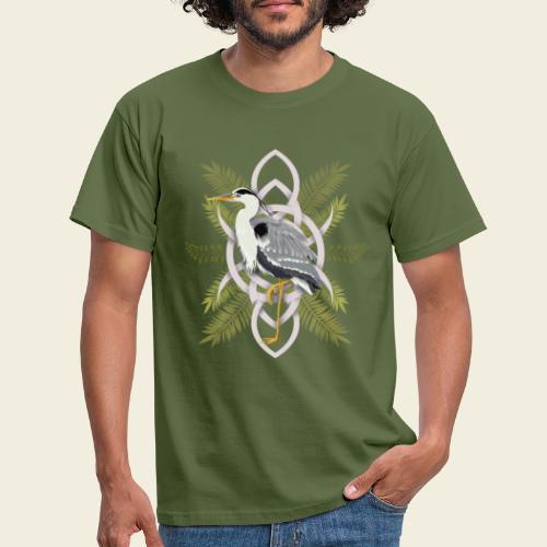 Reiher - Männer T-Shirt