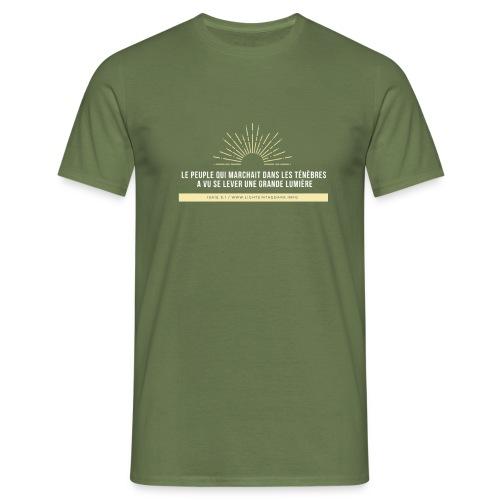 Classique - T-shirt Homme