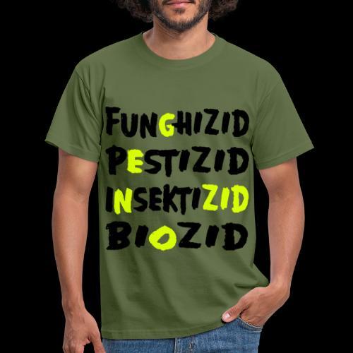 genozid - Männer T-Shirt