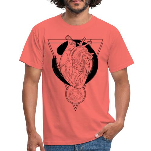 Keltisch hart - Mannen T-shirt