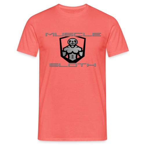 Muscle Sloth - Men's T-Shirt