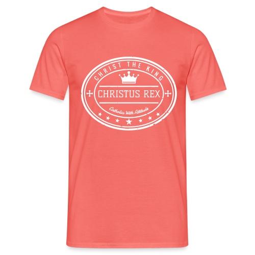 CHRISTUS REX - Men's T-Shirt