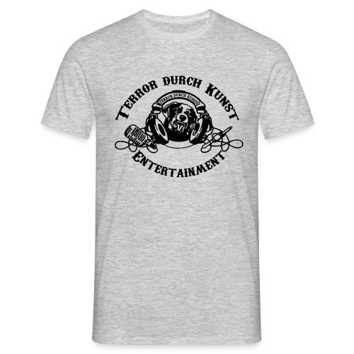 tdklogoschwarz 3 - Männer T-Shirt