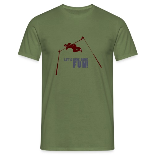 Let s have some FUN - Mannen T-shirt
