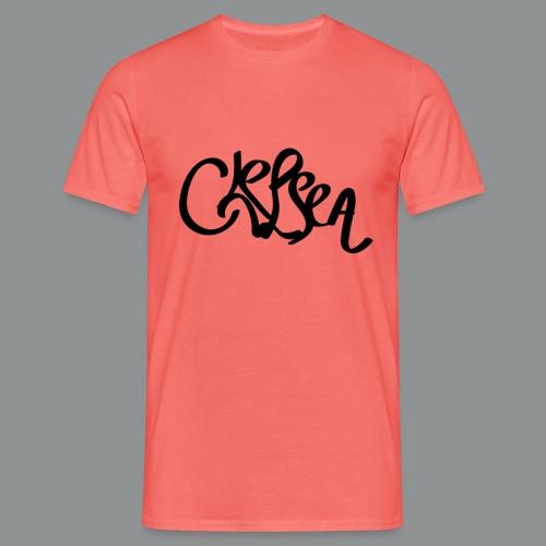 Kinder/ Tiener Shirt Unisex (rug) - Mannen T-shirt