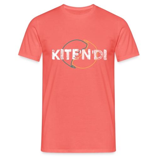 Front Kitesurf Passion White - Maglietta da uomo