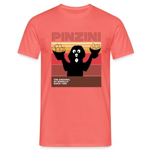 PINZINOBONELLO - Maglietta da uomo