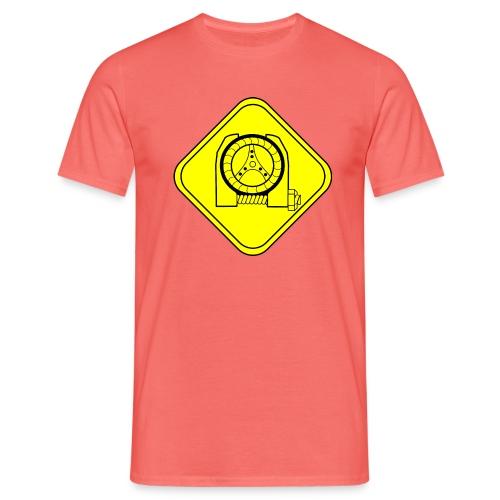 serre volant - T-shirt Homme